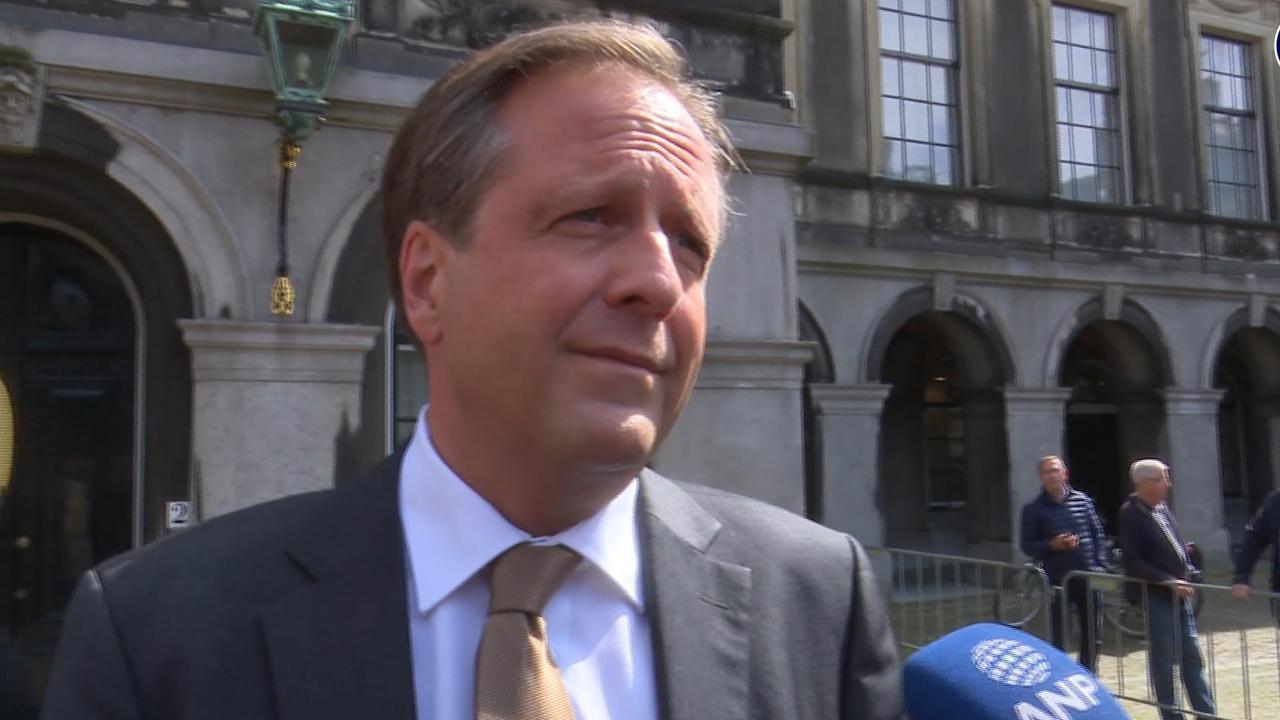 Pechtold verkiest SP en PvdA boven CU aan formatietafel