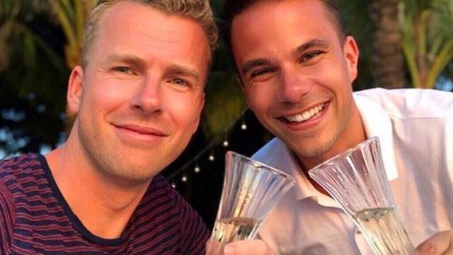 RTL Boulevard-deskundige Aran Bade gaat trouwen met vriend