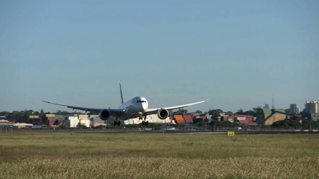 Boeing vliegt van New York naar Sydney zonder tussenstop