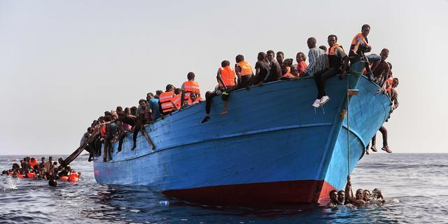 VN gaat uit van dodelijkste jaar voor bootvluchtelingen