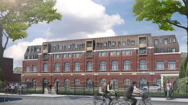 Bestemmingsplan Centrum voor de Kunsten ongewijzigd