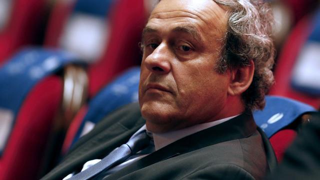 Platini blijft ondanks bezwaar negentig dagen geschorst
