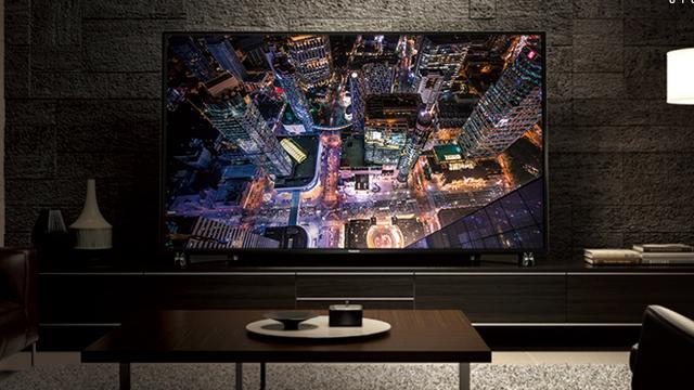 Panasonic presenteert nieuwe Firefox-tv's met HDR-ondersteuning