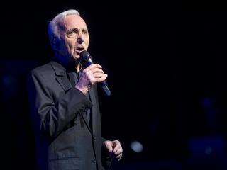 Aznavour overleed in de nacht van zondag op maandag