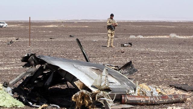 'Aanzienlijke kans betrokkenheid IS bij neergestort toestel Sinaï'