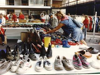 Workshops voor kinderen, een kofferbakmarkt en het Kip Festival