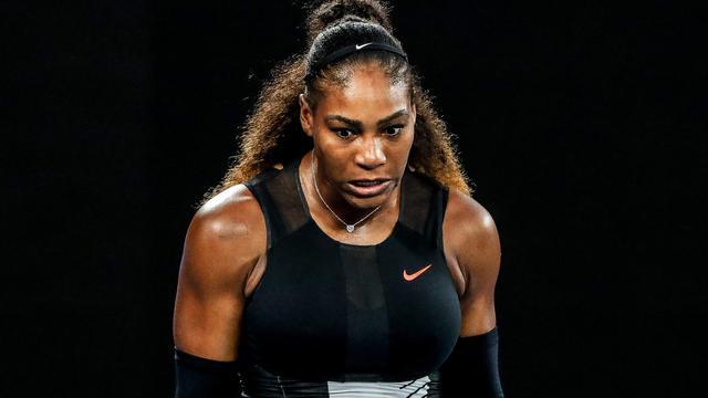 Serena Williams meldt zich af en staat koppositie af aan Kerber