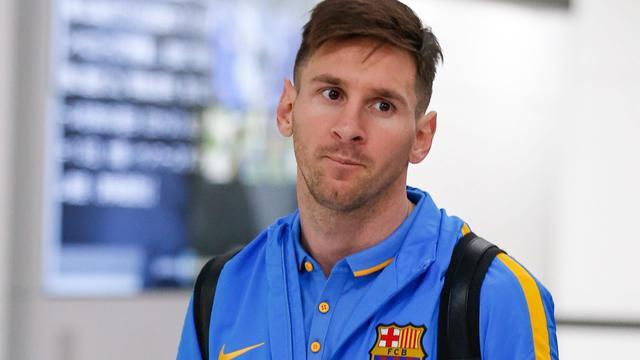 Messi hoopt in actie te kunnen komen bij finale WK voor clubs