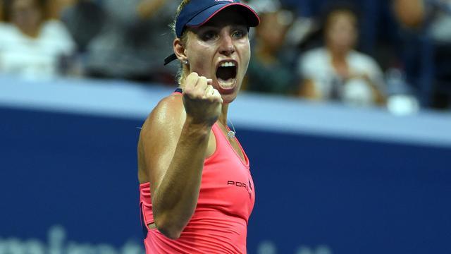 Vrouwenfinale US Open, vervolg Eredivisie
