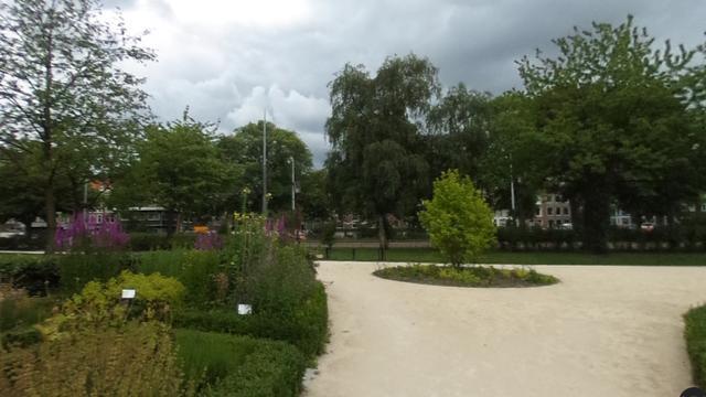 Politie onderzoekt 'harde knallen' rond Frederik Hendrikplantsoen