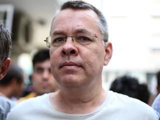 Andrew Brunson verdacht van betrokkenheid mislukte staatsgreep