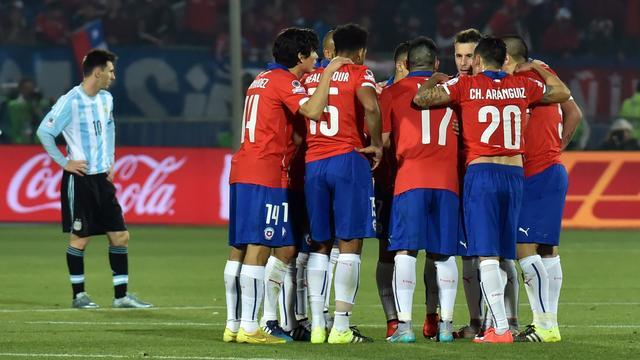 Bondscoach Chili vindt bedwingen Messi basis voor Copa-winst