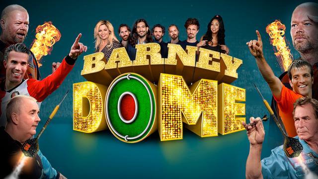 Bezoek Barney Dome - Farewell To The Legend vanaf 43,68 euro