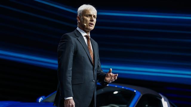 Managers in top Volkswagen krijgen geen bonus