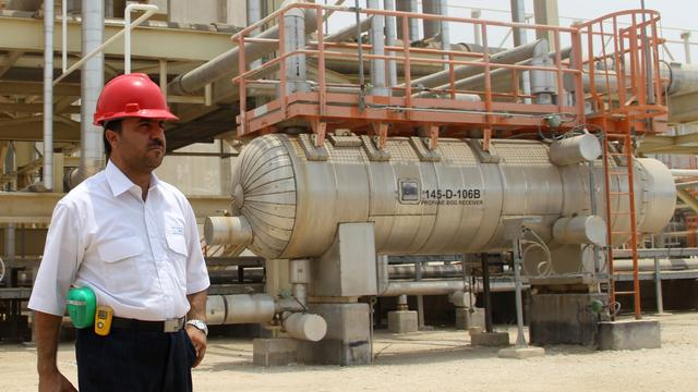 Iran brengt olie geleidelijk op de markt