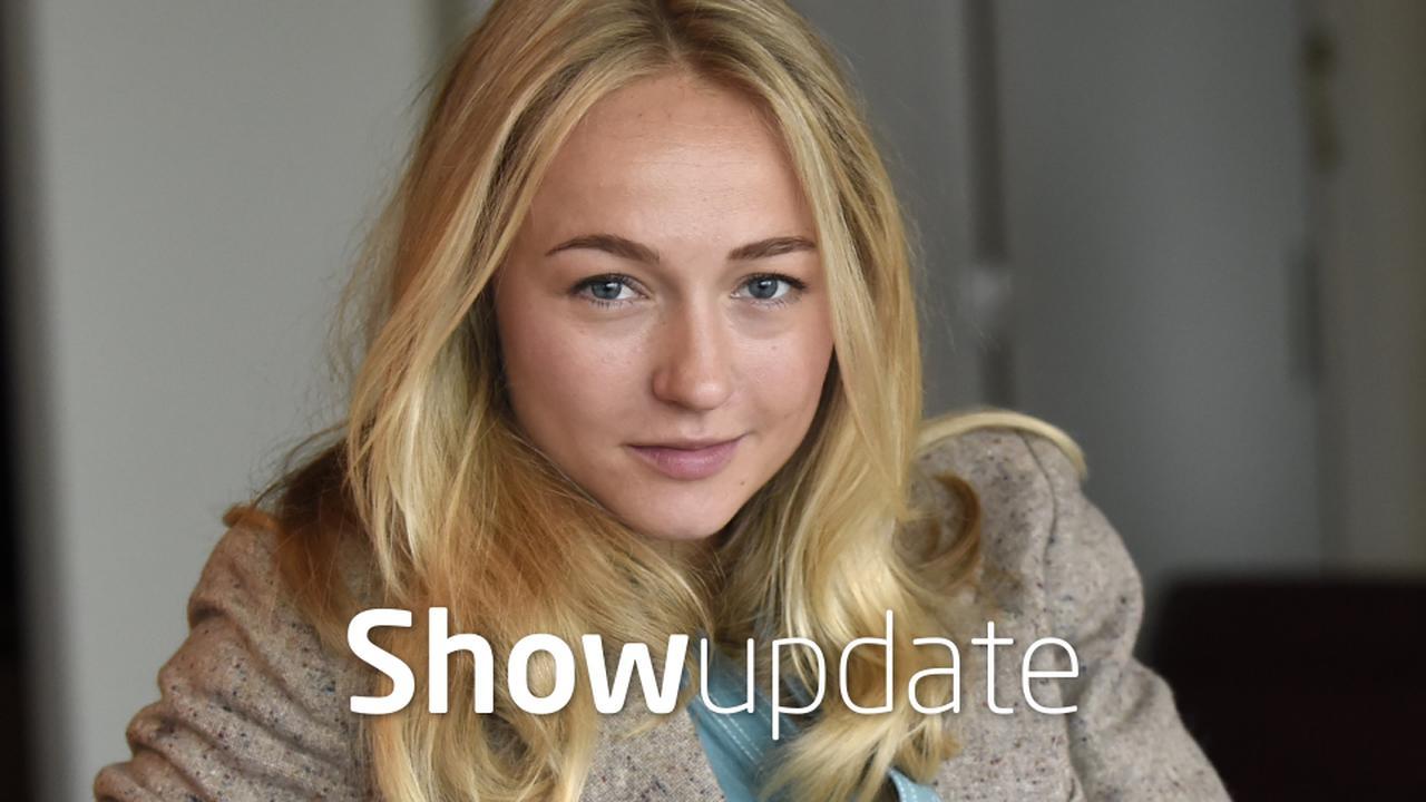 Show Update: Carolien Spoor deelt moeder en zoon-moment