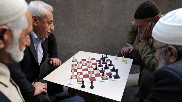 Schaakfederatie Turkije boos op televisiegeestelijke