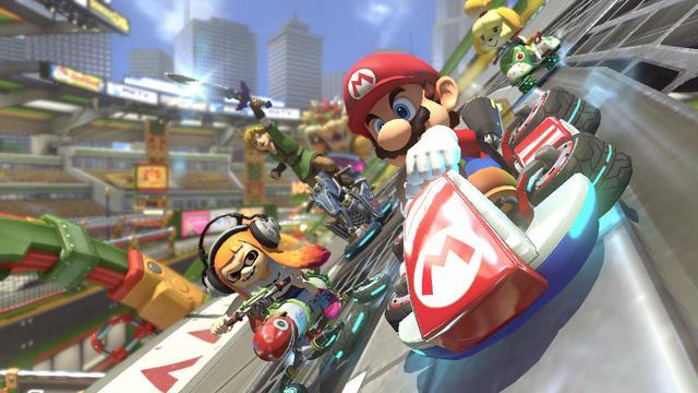 Nintendo kondigt Mario Kart-game aan voor smartphones