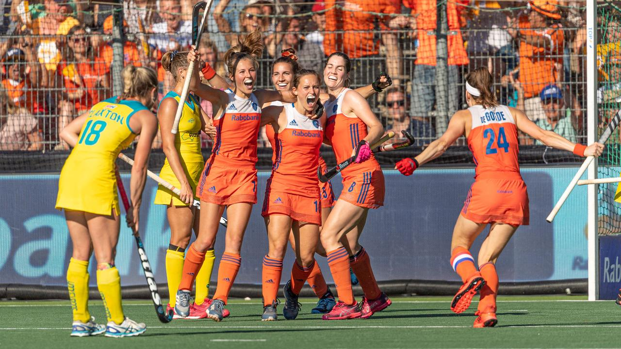 Hockey Players Beat Australia After Shoot Outs And Win Pro League