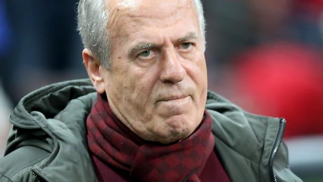 Galatasaray bevestigt vertrek trainer Denizli na drie maanden