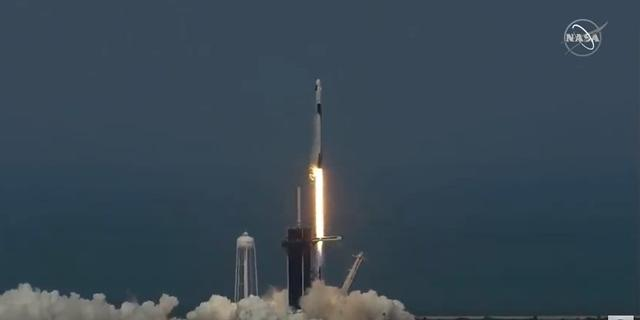 VS lanceert voor het eerst in ruim negen jaar zelf bemande ruimtevlucht
