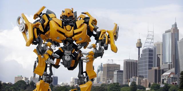 Bumblebee vanaf 2018 in bioscoop