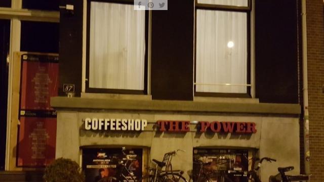 Mogelijk definitieve sluiting Coffeeshop The Power