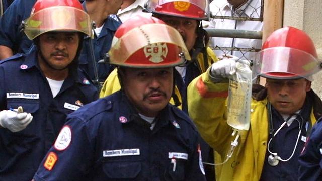 Negentien doden bij brand kindertehuis Guatemala
