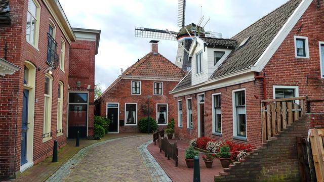 Goed nieuws: Winsum mooiste dorp in het land   Economische groei verwacht