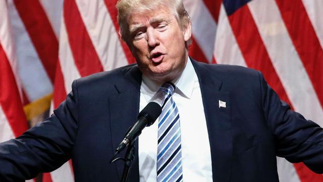 Trump formeel verkozen als presidentskandidaat Republikeinen