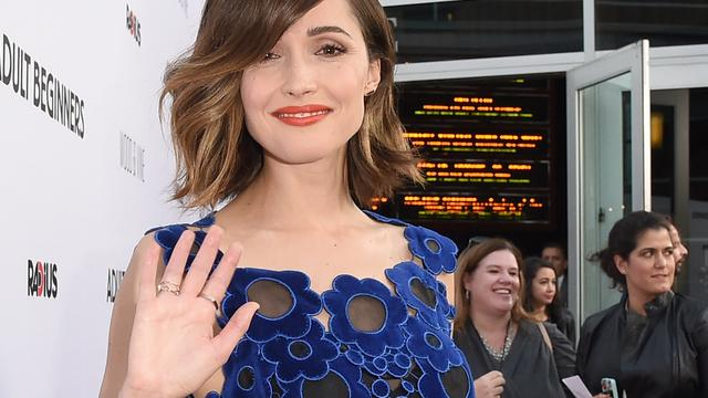 'Bad Neighbours-actrice Rose Byrne in verwachting'