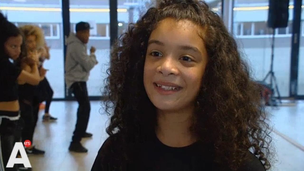 Amsterdamse Ymani (12) danst mee met Justin Bieber