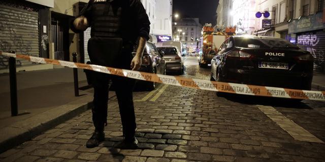 De daders van de aanslagen in Parijs