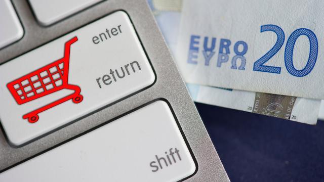Ruim half miljoen euro boete voor vijftal webwinkels