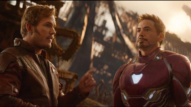 Trailer Marvel Studios' Avengers: Infinity War