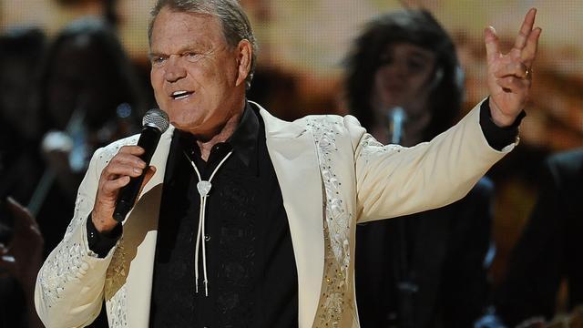 Muziek Glen Campbell veel gedownload sinds overlijden