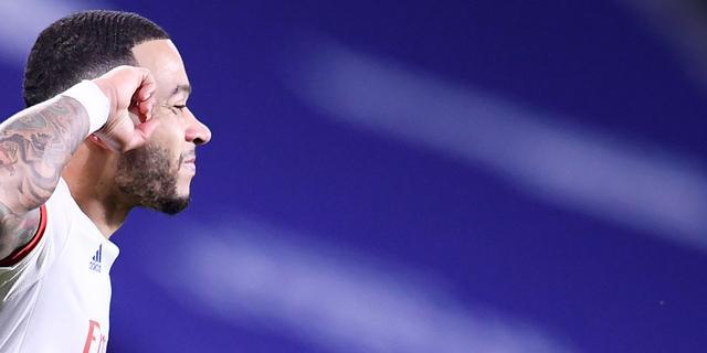 Memphis: 'Eer om Benzema te overtreffen bij Olympique Lyon'