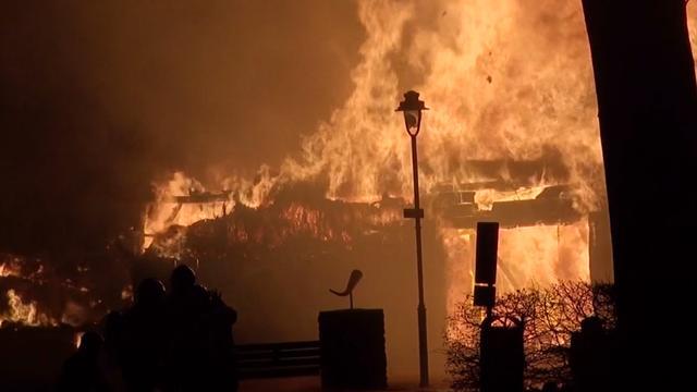 Lichaam gevonden na afbranden woonboerderij in Exloo