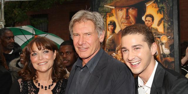 'Shia LaBeouf niet te zien in volgende Indiana Jones'