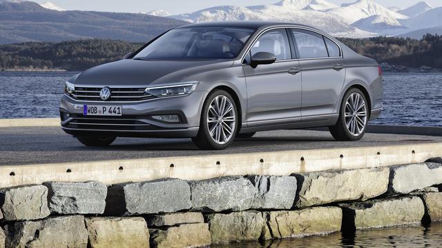 Volkswagen Passat krijgt facelift en nieuwe rijhulpsystemen