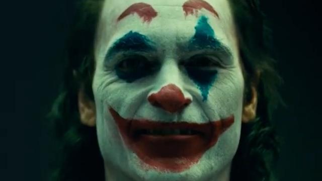 Eerste cameratest Joaquin Phoenix als the Joker