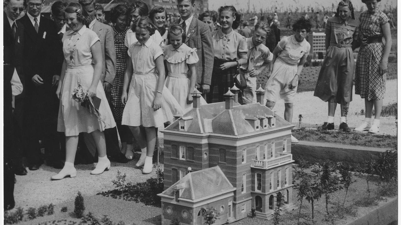 Madurodam 65 jaar: Hoe de stad 'groot' werd