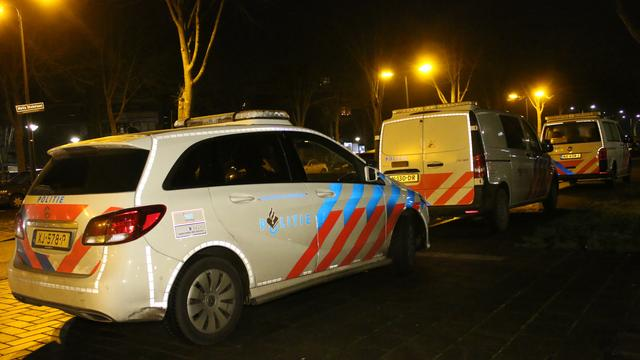 Twee mannen overvallen avondwinkel in Leyenburg