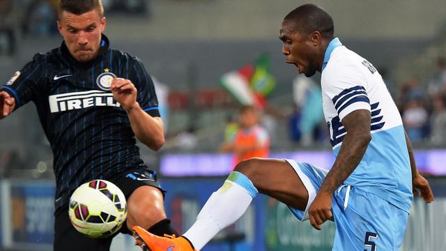 Braafheid en Lazio met negen man laat onderuit tegen Inter