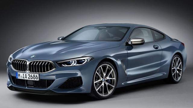 BMW presenteert nieuwe 8 Serie
