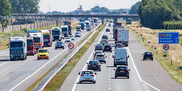 Ondanks thuiswinkelen toch lager vrachtvolume over de weg in 2020