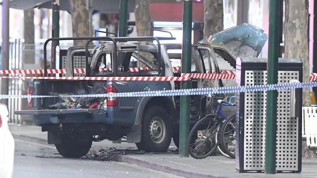 Autoriteiten wisten dat aanvaller Melbourne was geradicaliseerd
