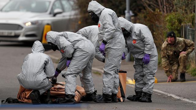 'Verdachten vergiftiging oud-spion Skripal in beeld bij Britse politie'