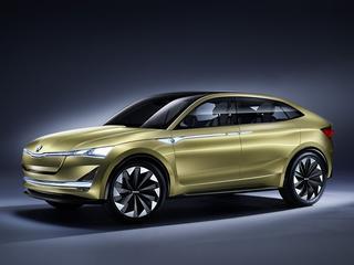 Eerste elektrische Skoda komt in 2020 op de markt, voorafgegaan door een plug-in hybride.