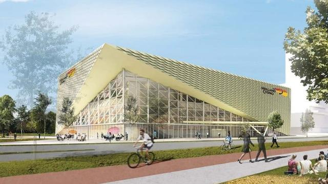Bouw nieuw Holland Casino aan Merwedekanaal van start